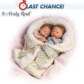 Taylor And Tyler Baby Doll Set