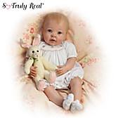 Bunny Hugs Baby Doll