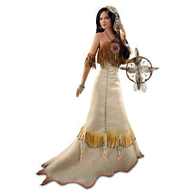 Sacred Circle Of Love Bride Doll