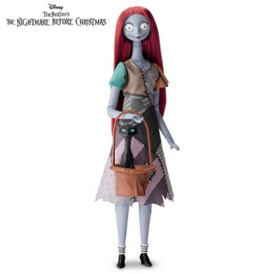 tim burtons the nightmare before christmas singing sally figure - Sally From The Nightmare Before Christmas