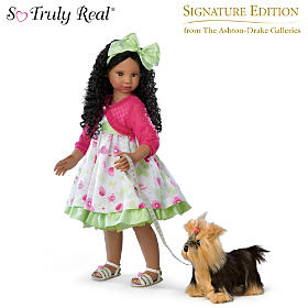 Kayla's Sunday Stroll Child Doll