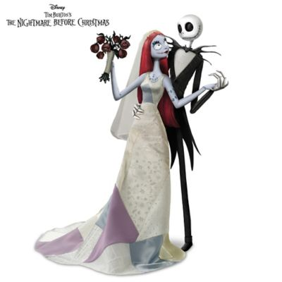 disney tim burtons the nightmare before christmas jack and sallys nightmare romance doll set - Sally From The Nightmare Before Christmas