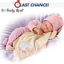 Counting Sheep Baby Doll