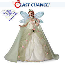 Titania, Queen Of The Fairies Fantasy Doll