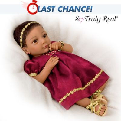 So Truly Real Miras Family Celebration Baby Doll