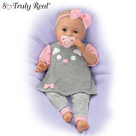 Cuddly Kitty Baby Doll