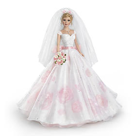Love In Bloom Bride Doll