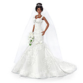 Candlelight Romance Bride Doll