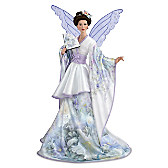 On Majestic Wings Portrait Doll