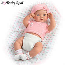 A Little One To Love: Sweet Baby Girl Baby Doll