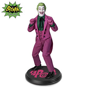 THE JOKER Portrait Figure
