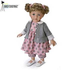 Picture Perfect, Avery Child Doll