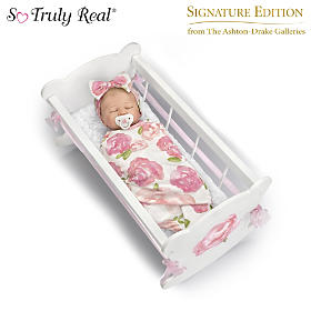 Rock-A-Bye Baby Doll And Accessories Set