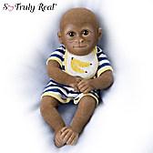 Cody Monkey Doll