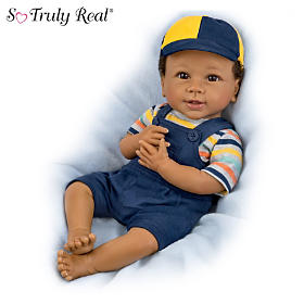 Just Too Cute Jackson Baby Doll