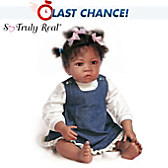 Waltraud Hanl Jasmine's At Age 1-1/2 Doll