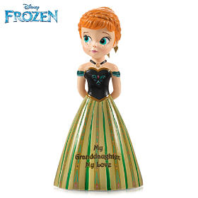 Disney My Granddaughter, My Love Figurine