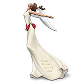 I Will Praise You With My Soul Figurine