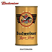 1936 Budweiser Can Sculpture