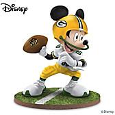 Green Bay Packers Quarterback Hero Figurine