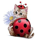Cute As A Bug Figurine