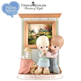 You Are My Wish Come True Figurine