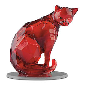 Reflections Of The Red Diamond Figurine