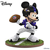 Disney Quarterback Hero Figurine