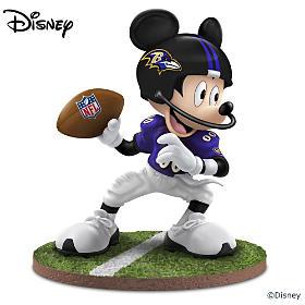 Disney Quarterback Hero Figurine