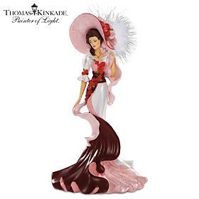Thomas Kinkade Elegant Perfection Figurine