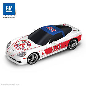 Boston Red Sox Home Run Cruiser Sculpture