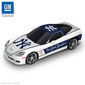 New York Yankees Home Run Cruiser Sculpture