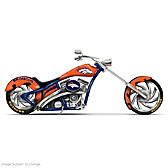 Denver Broncos Cruiser Figurine