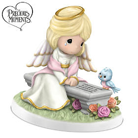 Precious Moments Heaven's Embrace Figurine