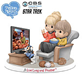 Precious Moments Live Long And Prosper Figurine