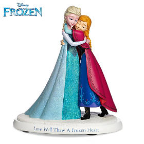 Disney Love Will Thaw A Frozen Heart Figurine