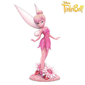 Disney Tink Pink Figurine