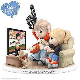 Every Day Is A Home Run With You Giants Figurine