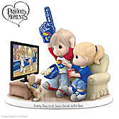 Every Day Is A Slam Dunk With You Kansas Jayhawks Figurine