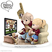 Every Day Is A Touchdown With You Seminoles Figurine