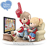 Every Day Is A Slam Dunk With You Cardinals Figurine