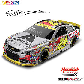 Jeff Gordon No. 24 Axalta Homestead 2015 Diecast Car
