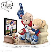 Every Day Is A Home Run With You Chicago Cubs Figurine
