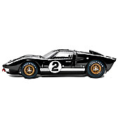 1:18-Scale 1966 Ford GT-40 MK II #2 Diecast Car