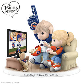 Every Day Is A Home Run With You New York Mets Figurine