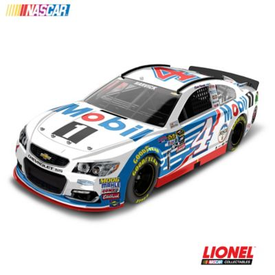 124 Scale Kevin Harvick No 4 2016 Mobil 1 Diecast Car