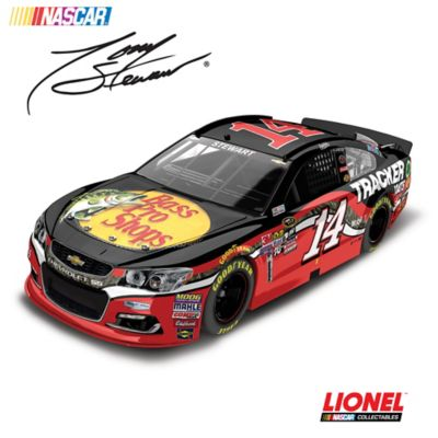 1:24-Scale Tony Stewart No. 14 Bass Pro Shops Diecast Car by