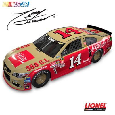 1:24-Scale Tony Stewart No. 14 COCA-COLA Diecast Car by