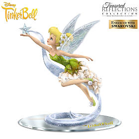 Disney Dream, Believe And Sparkle Figurine