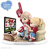 Every Day Is A Touchdown With You Oklahoma Sooners Figurine